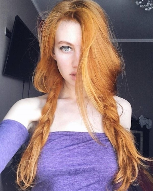 Redheads are here to fog up your screens