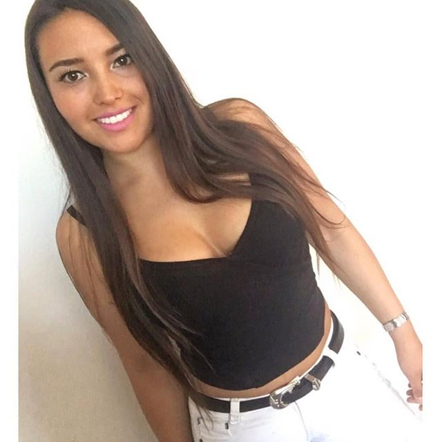 These Latinas will knock you off your feet