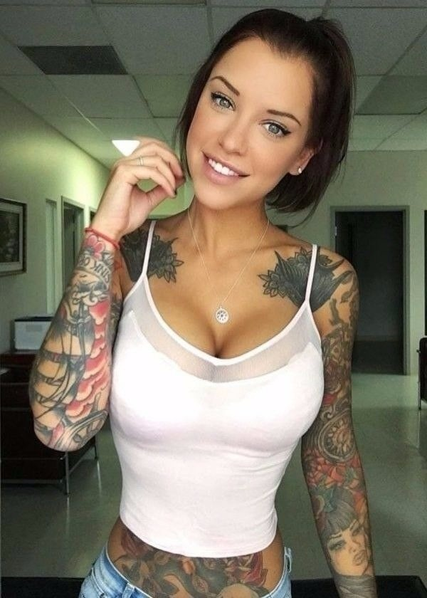 Tattoo Thursday is something we can get on board with