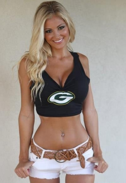 The sexiest NFL fans in the game
