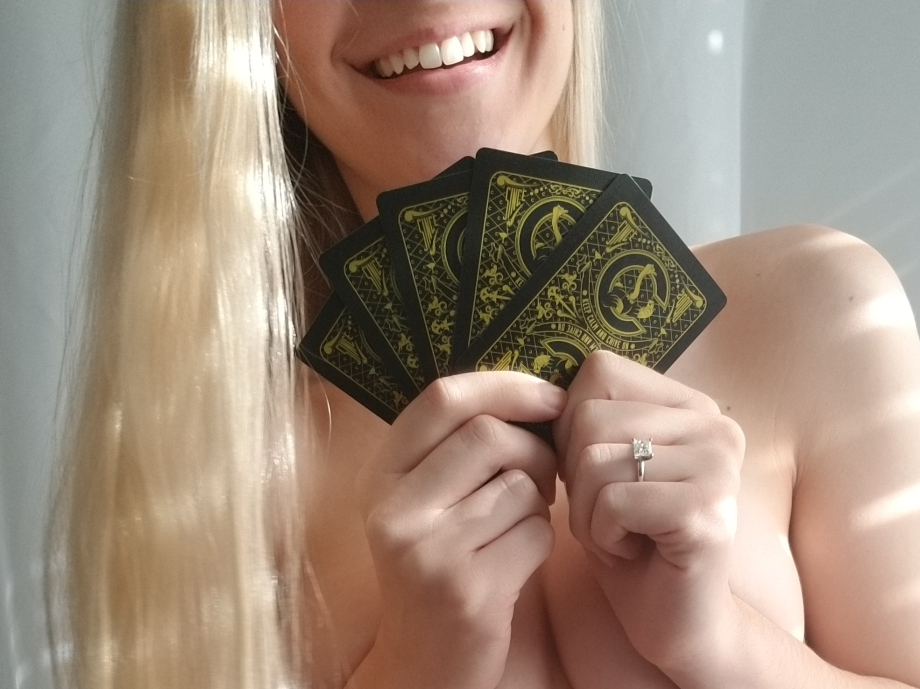We're all in on Southern Chivette's poker game
