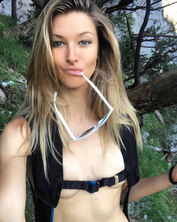 Annelise Temple is the perfect mix of danger and hotness