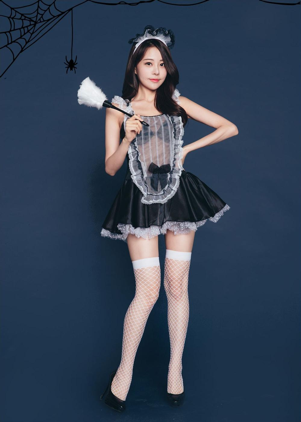 Kim Min Young Halloween Taste Pictures