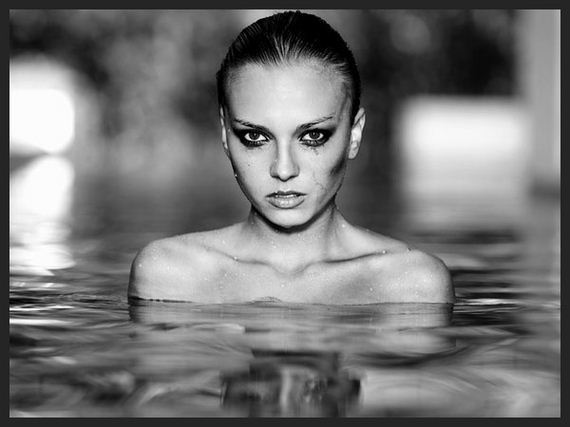 Black and White Fashion photography
