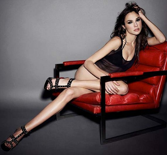 Gal Gadot of 'Fast & Furious 6' is a Sexy Star on the Rise