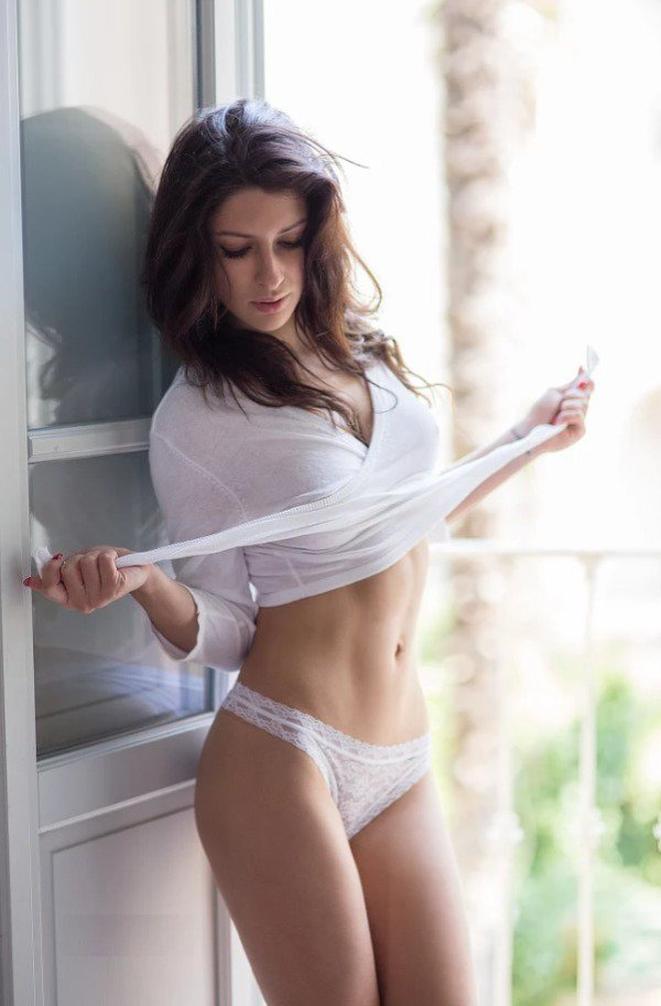 Girls In A White T-shirts Vol10