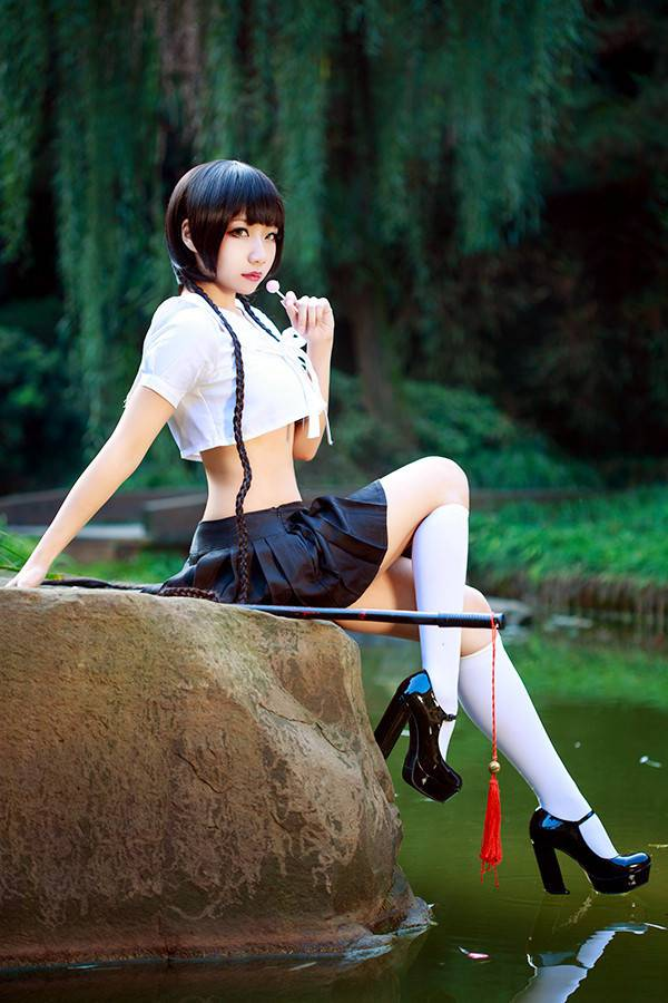 Sexy Beauty (1) – cosplay . .