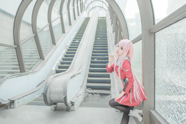 DARLING in the FRANXX 02 cosplay 6