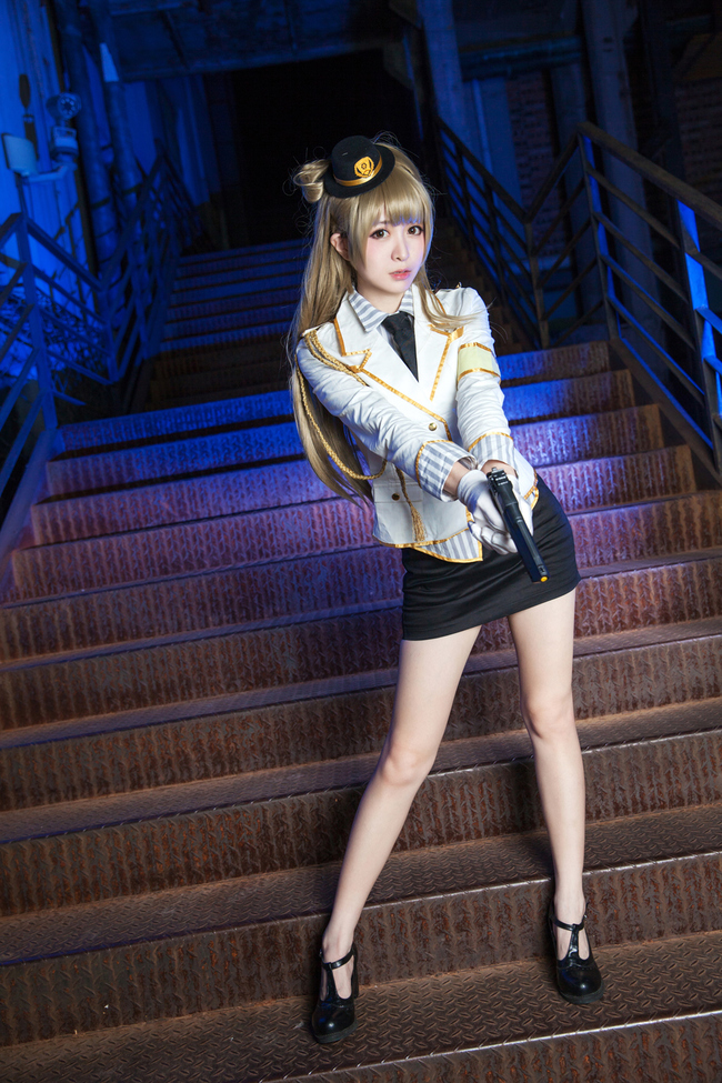 LoveLive! Police south 鳥 cosplay