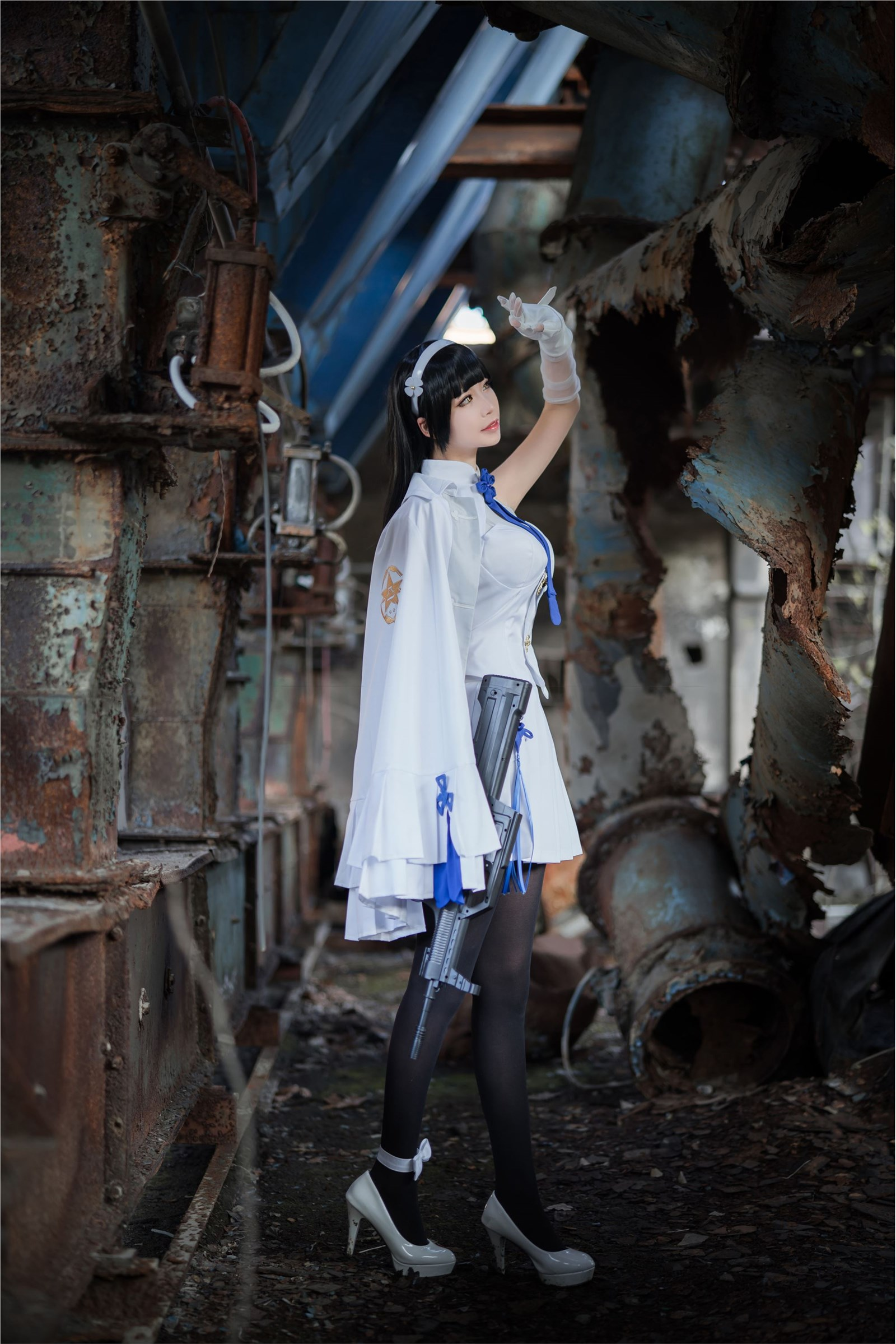 Cosplay 爱 Old 师 – 95