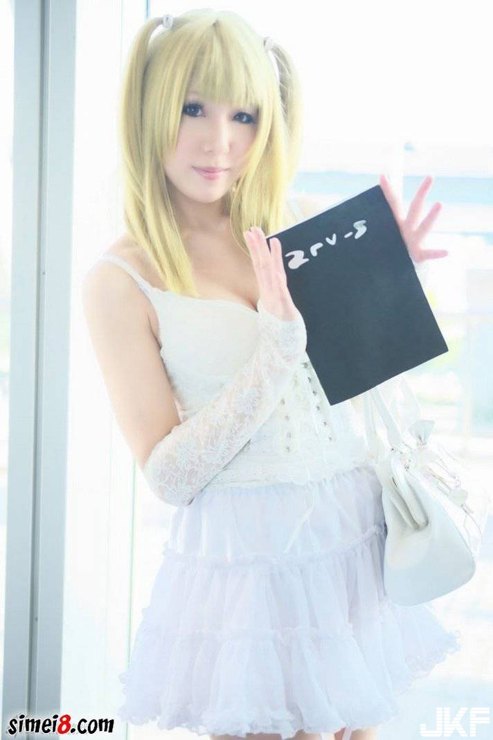 Death 筆 book – sexy cosplay . .