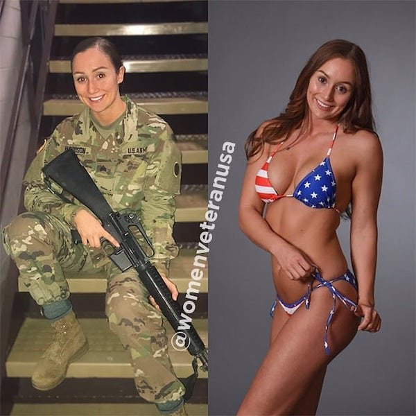 26 Hot Girls With And Without Uniform
