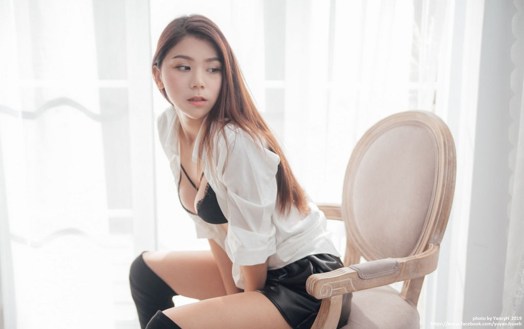 Taiwanese Model – Lyla – What Do You Think About My Lingerie
