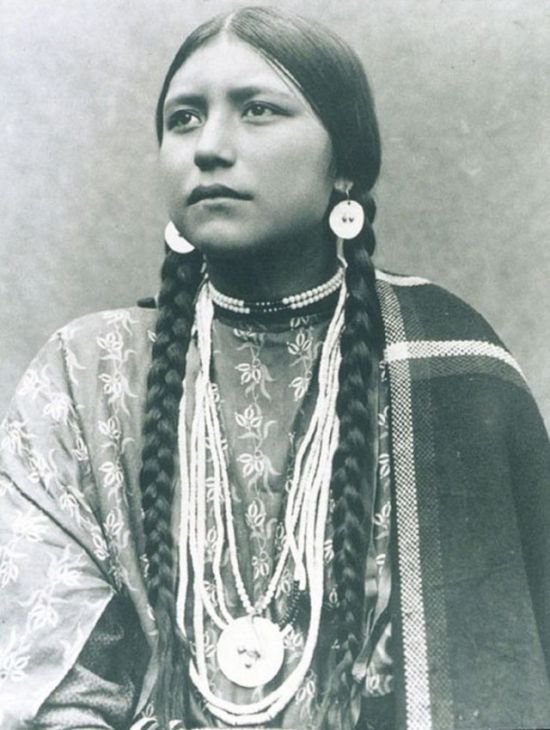 Native American Women Have A Special Type Of Beauty