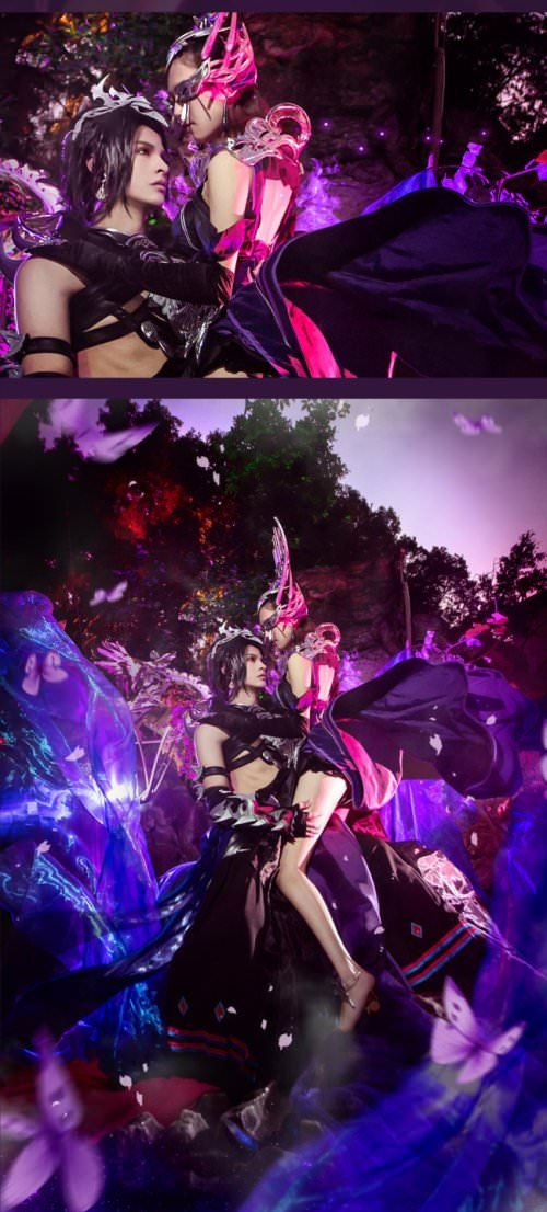 These 12 cosplay pictures look like in-game screenshots