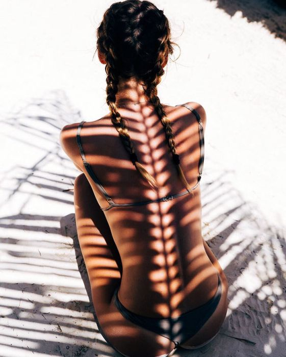It's Amazing When Creative Photographers Know How To Use Shadows