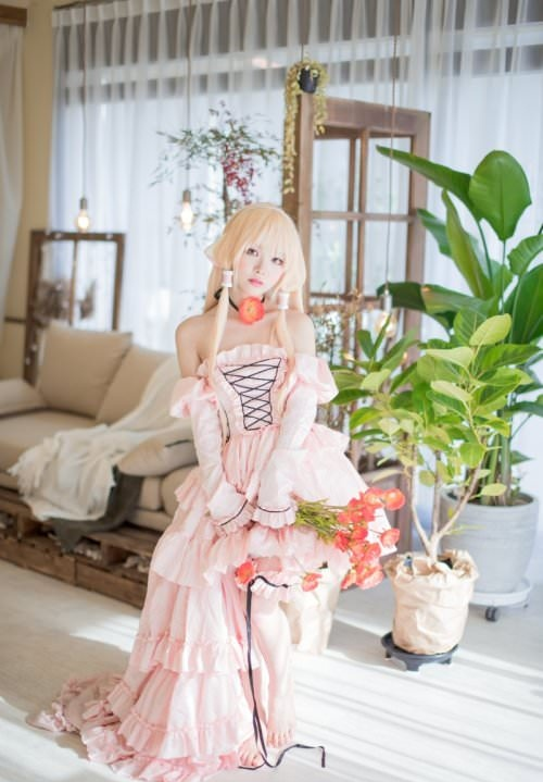 16 awesome cosplay pictures of Chi from Chobits