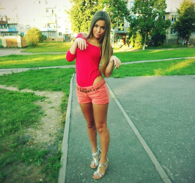 Girls In Shorts Are The Best Thing About Summer