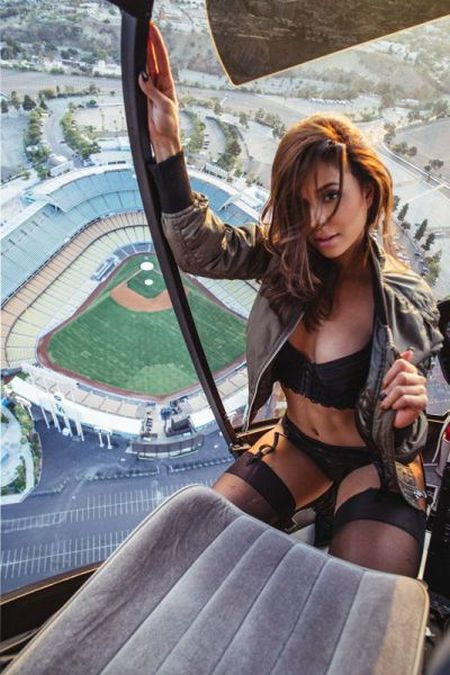 These Ladies In Lingerie Are A Dream Come True