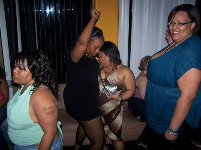 Night Clubs for Overweight People in California