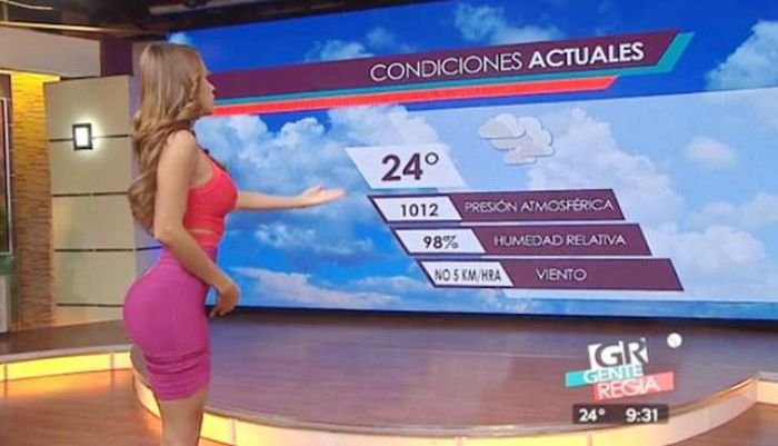 This Reporter Is The Reason You'll Watch Weather Reports In Spanish