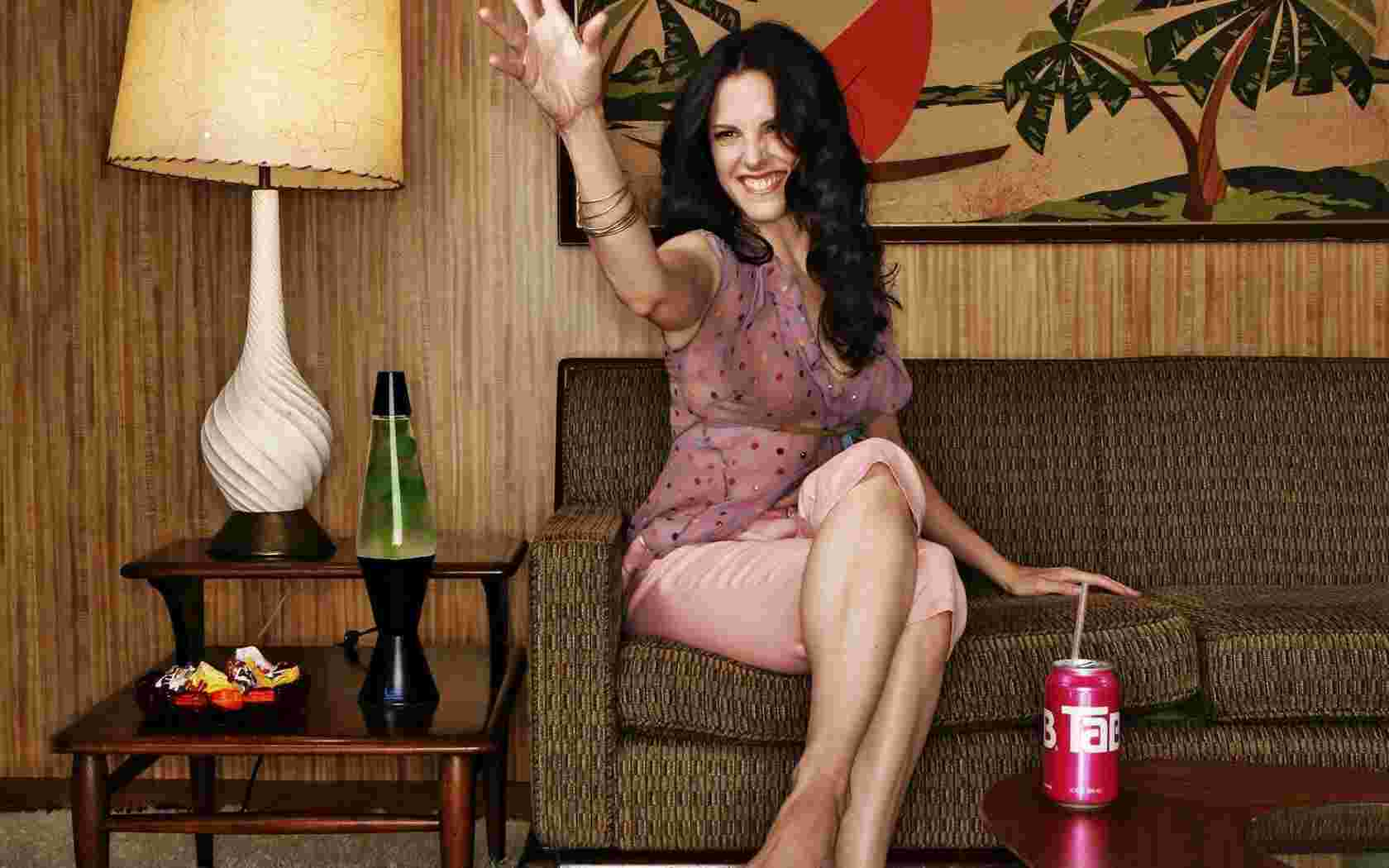 Mary-Louise Parker Sexy Feet