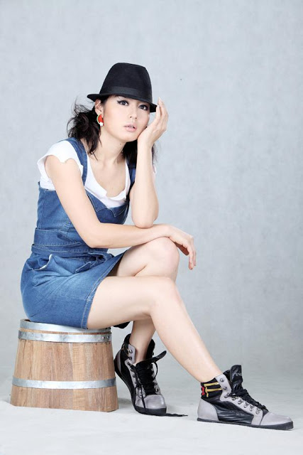 Myanmar Hot Model and Actress: Melody's Fashion