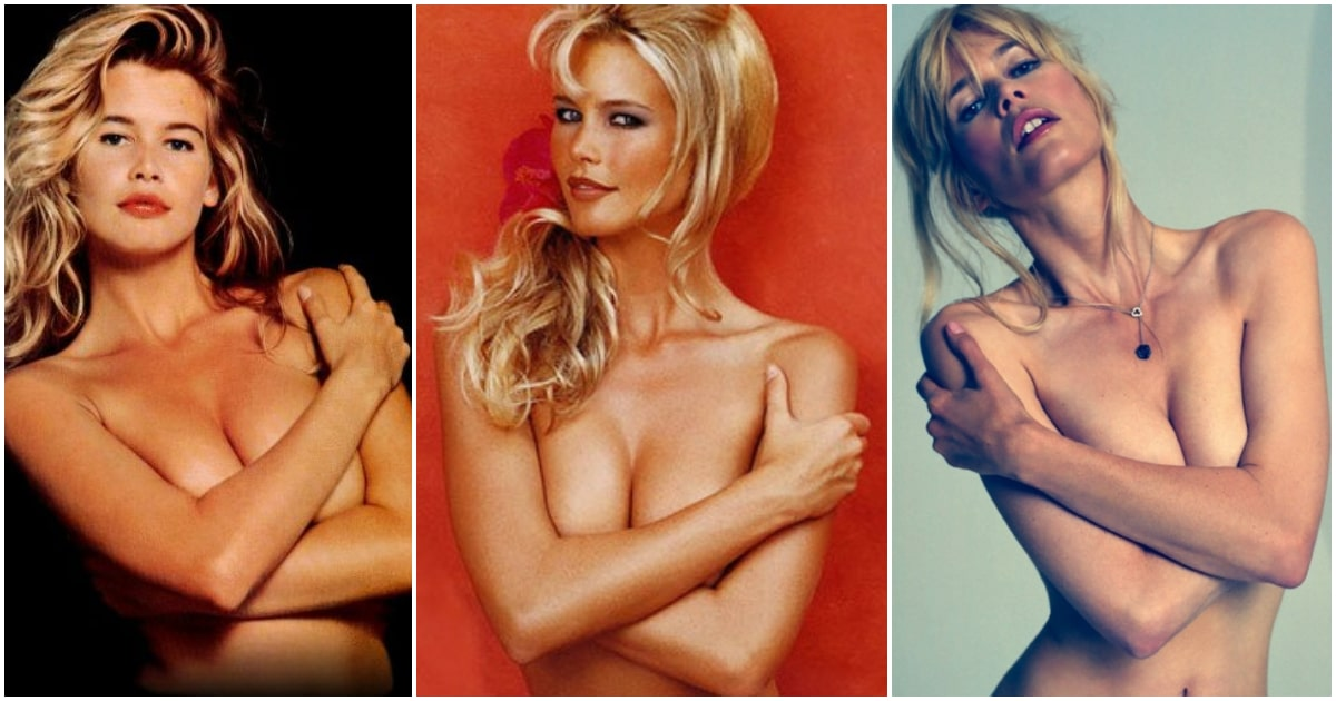 65+ Hot And Sexy Pictures of Claudia Schiffer Will Get You…