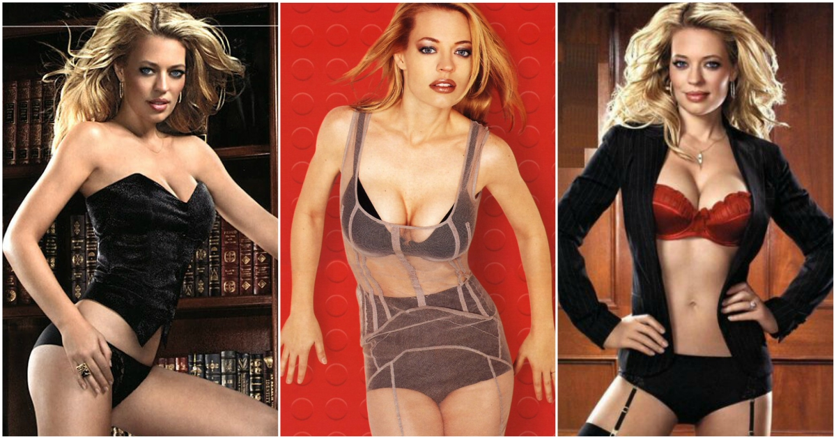 65+ Hot Pictures Of Jeri Ryan – Seven Of Nine Of…