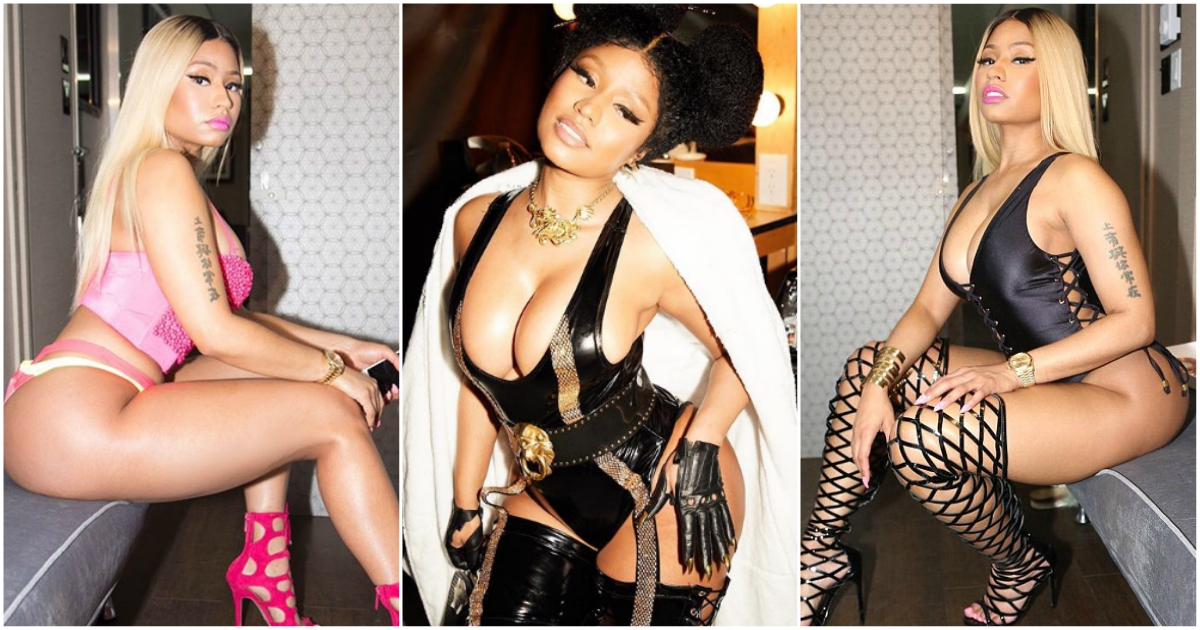 75+ Nicki Minaj Hot Pictures Will Give You A Heart Attack
