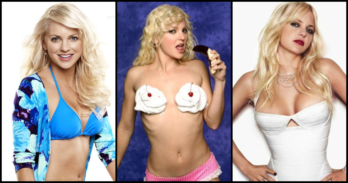75+ Anna Faris Hot Pictures Will Prove That She Is One…