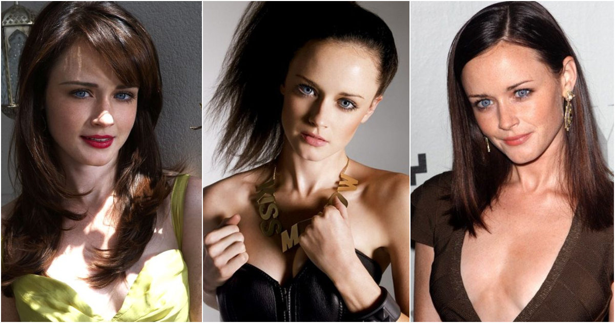 65+ Hot Pictures Of Alexis Bledel Which Will Make Your Day