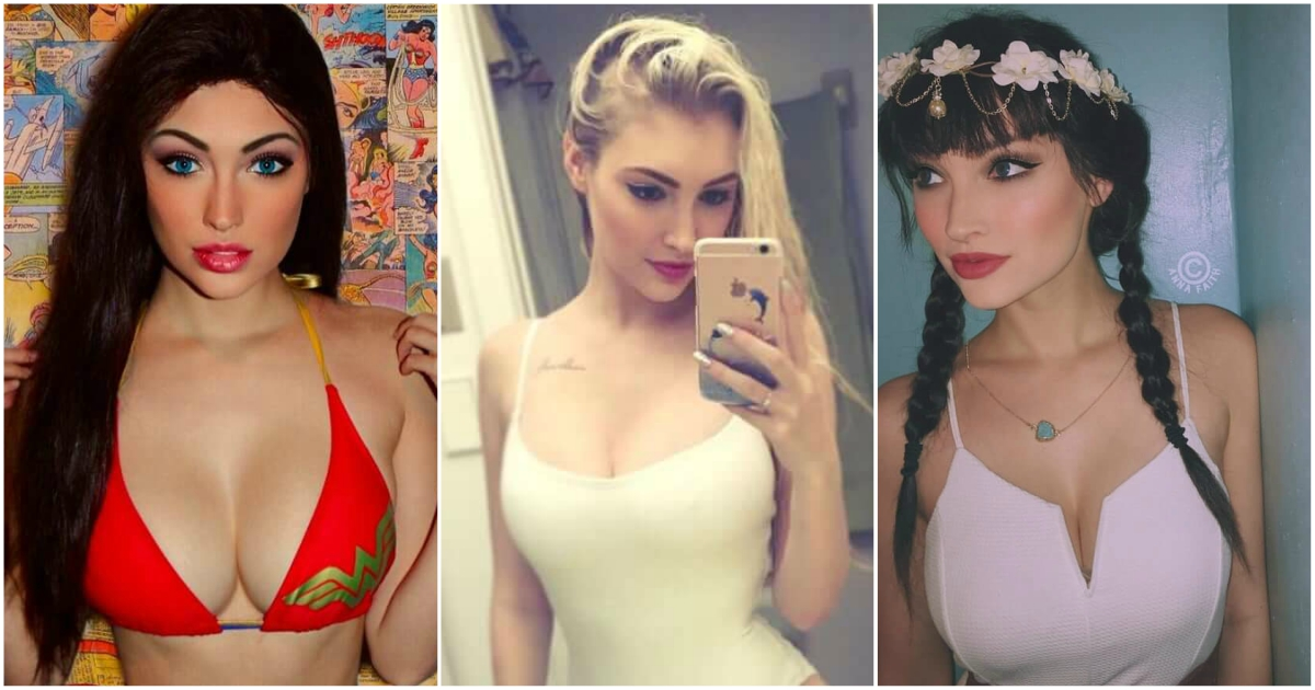 55+ Hot Pictures Of Anna Faith Will Drive You Nuts For…