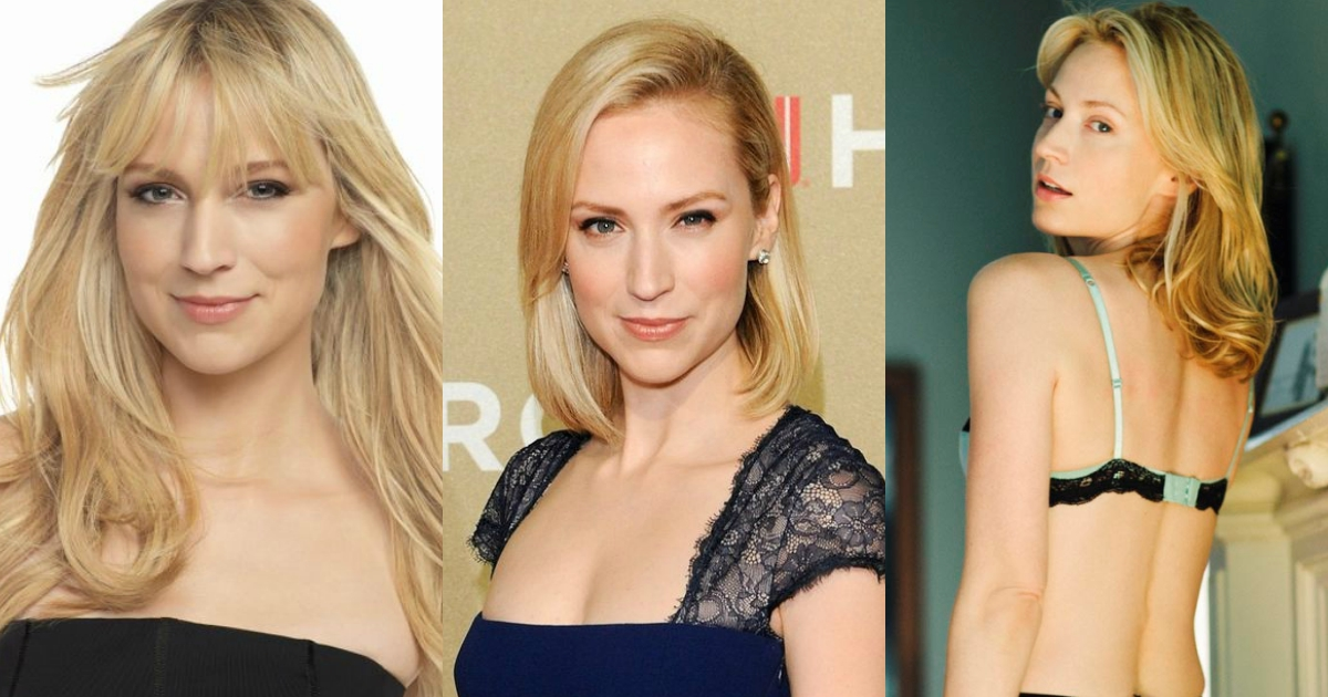 55+ Hot Pictures Of Beth Riesgraf Will Prove That She Is…