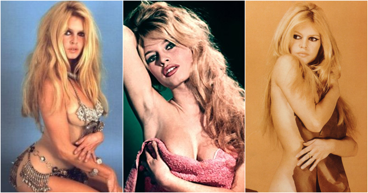 65+ Hot Pictures Of Brigitte Bardot That Will Make Your Day