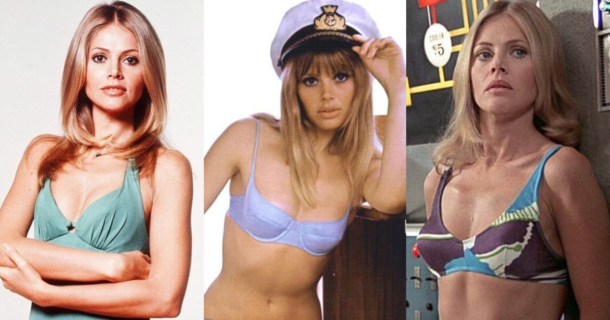65+ Hot Pictures Of Britt Ekland Which Expose Her Sexy Body