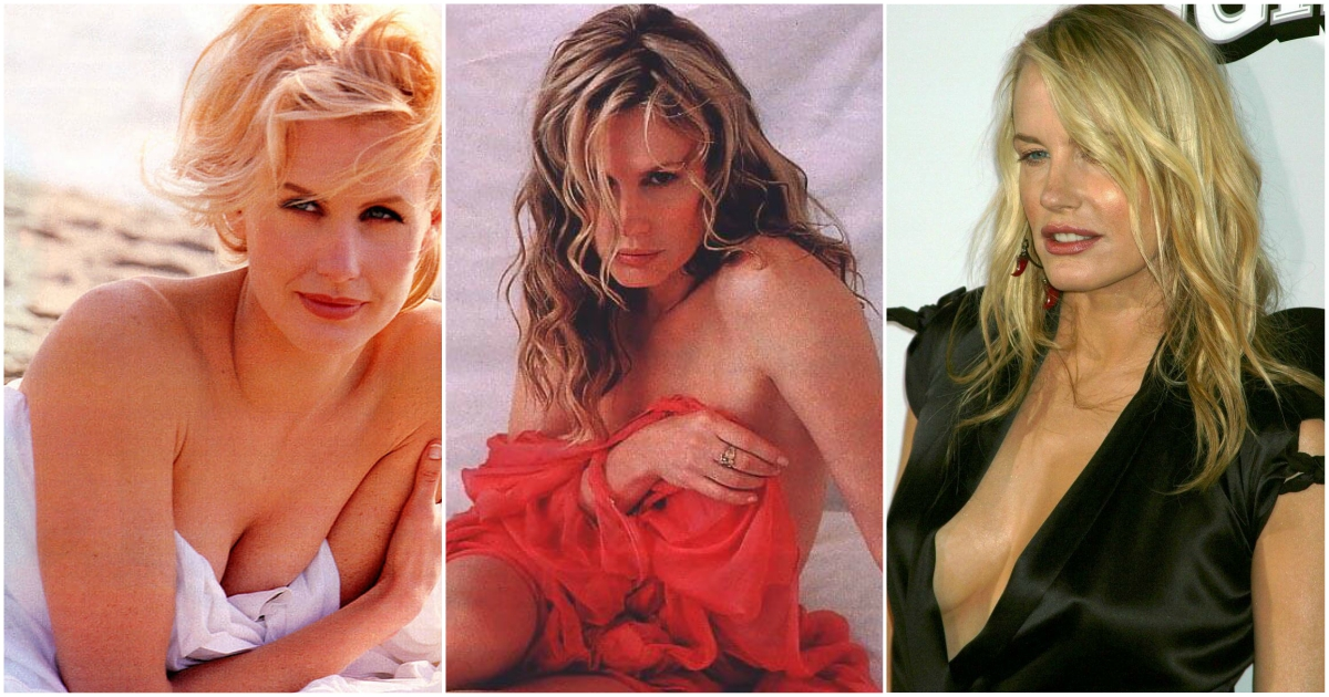 55+ Hot Pictures Of Daryl Hannah Which Will Make You Grin