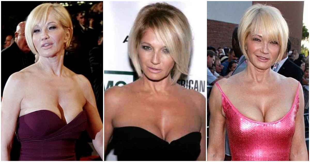 55+ Hot Pictures Of Ellen Barkin Are Too Damn Delicious To…