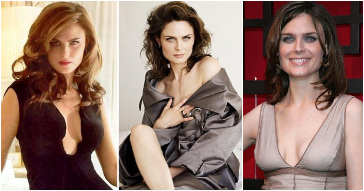 65+ Hot Pictures Of Emily Deschanel Are Delight For Fans