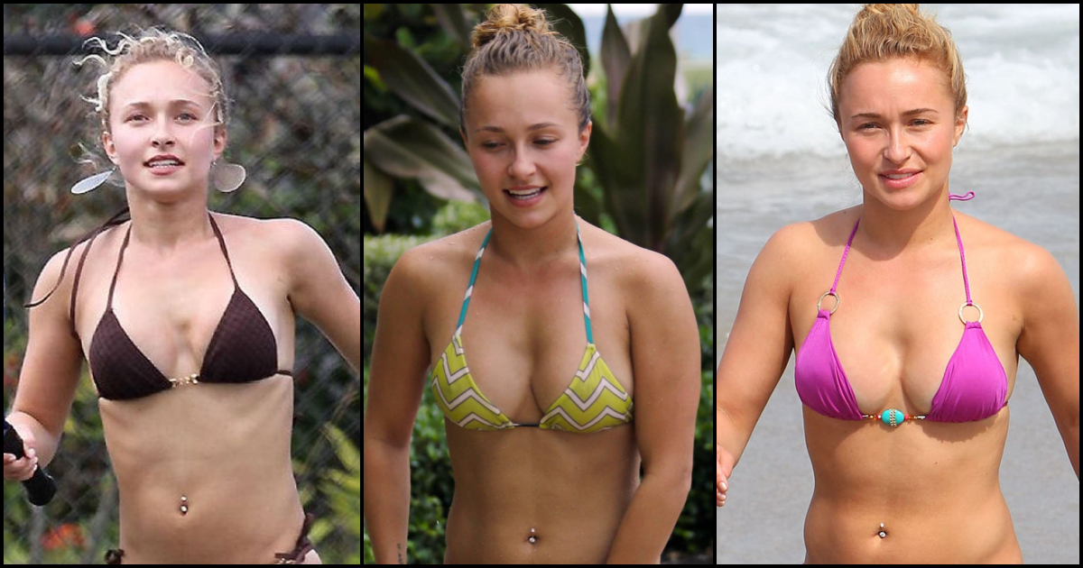 75+ Hot Pictures Of Hayden Panettiere Which Will Rock Your World
