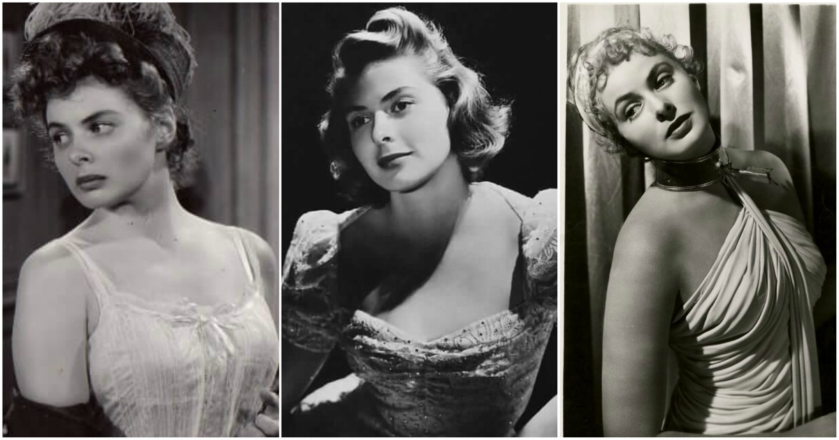 65+ Hot Pictures Of Ingrid Bergman Which Will Make You Sweat…