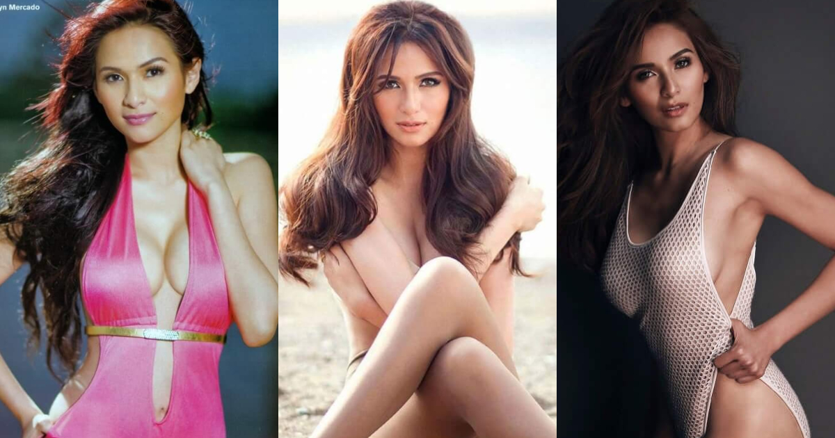 55+ Hot Pictures Of Jennylyn Mercado Will Hypnotise You With Her…