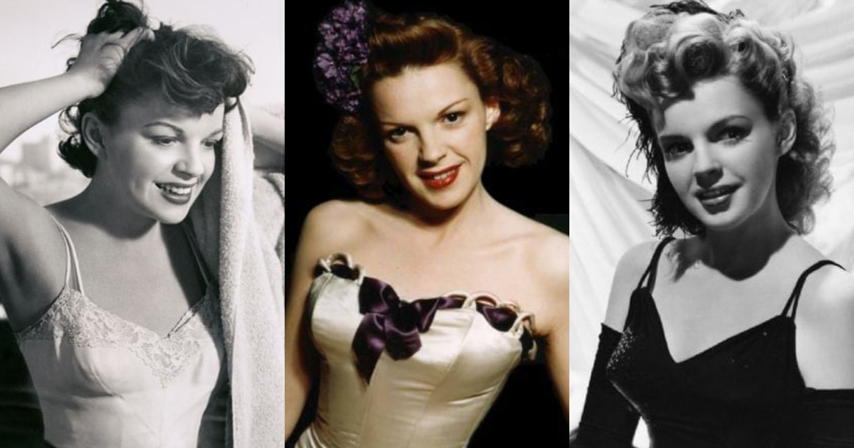 55+ Hot Pictures Of Judy Garland Which Will Make You Want…