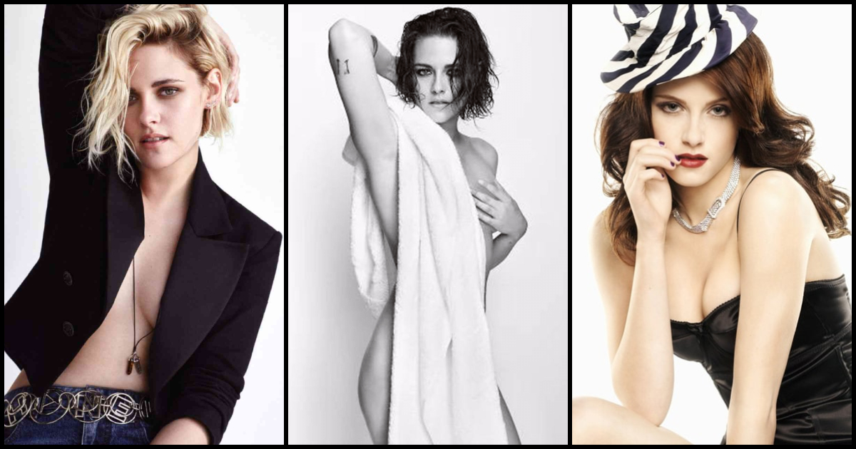 75+ Hot Pictures Of Kristen Stewart Are Epitome Of Sexiness