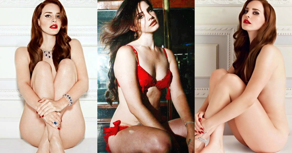 55+ Hot Pictures Of Lana Del Rey Are Heaven On Earth