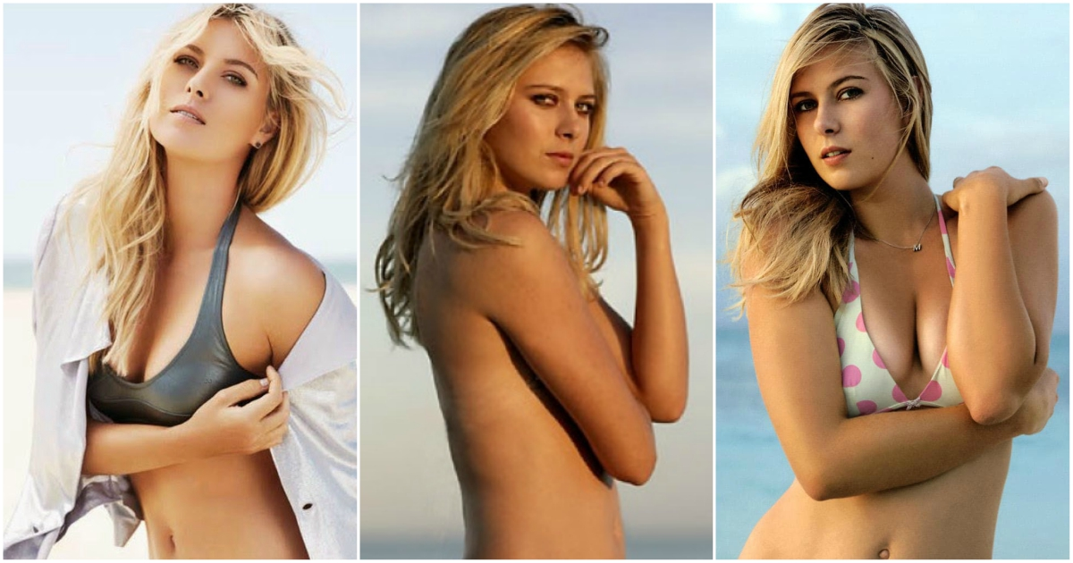 75+ Hot Pictures Of Maria Sharapova Will Make You Lose Your…