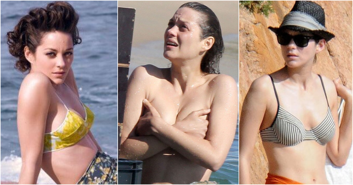 75+ Hot Pictures Of Marion Cotillard Which Are Simply Gorgeous
