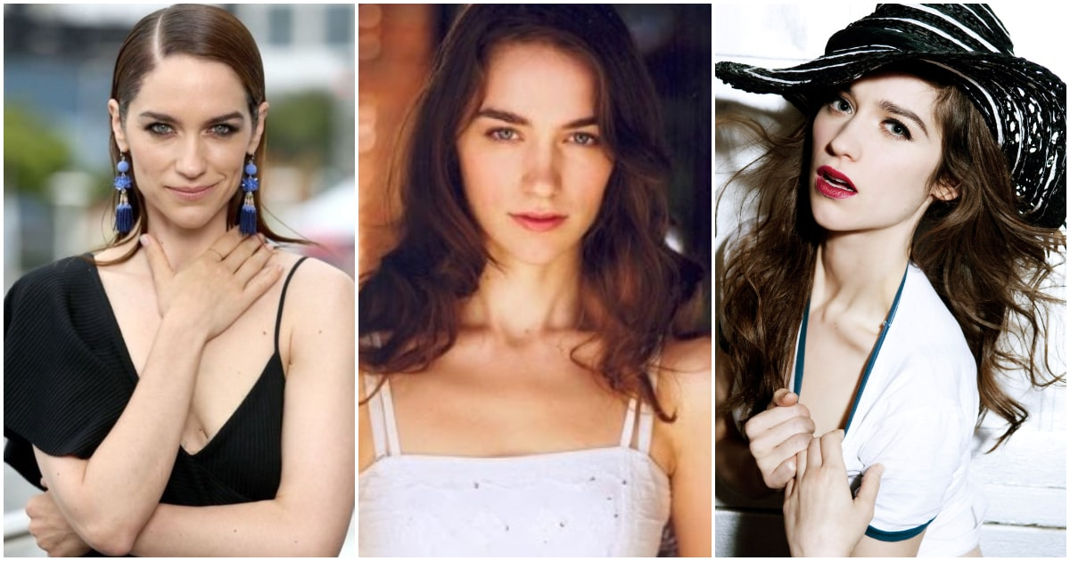 55+ Hot Pictures Of Melanie Scrofano Are Amazingly Beautiful