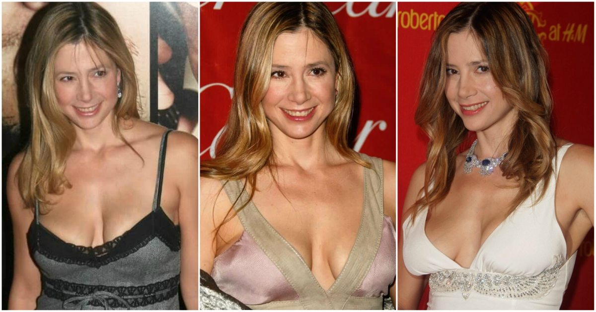 55+ Hot Pictures Of Mira Sorvino Expose Her Fantastic Body