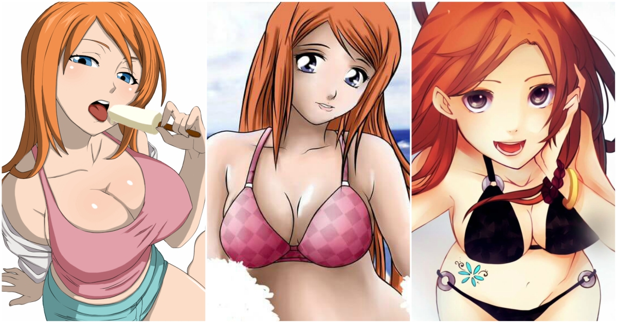 55+ Hot Pictures Of Orihime Inoue From The Anime Bleach Which…